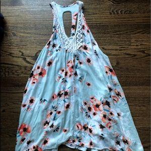 O'neill Halter Mini Dress